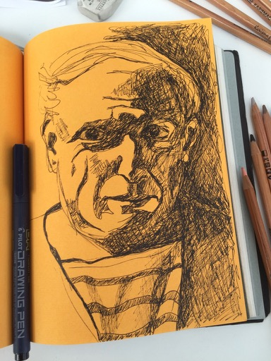 Picasso, 2014