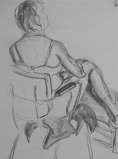 model studie, 2005