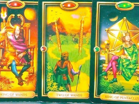 3/18-3/24/2019 Weekly Tarot All Signs