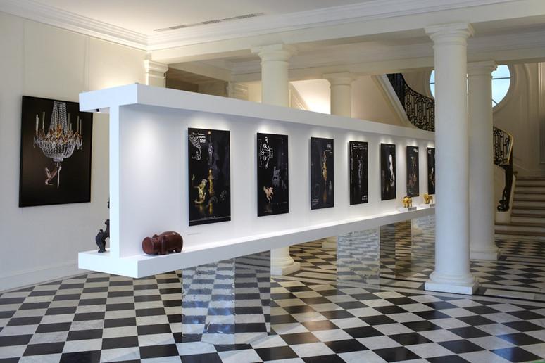Delisle, bronzier d'art - Musée des Arts Décoratifs, Paris - 2015