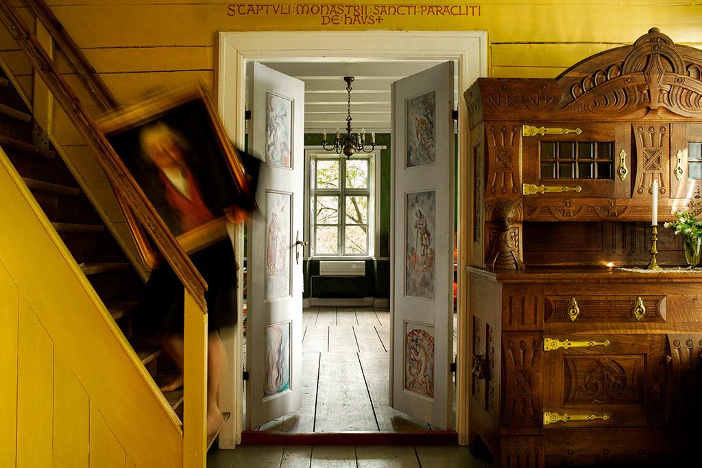 Short stories in Halsnoy Kloster