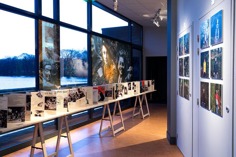 FRONDAISONS. LA FABRIQUE DE L'IMAGE D'UN MAQUIS DE L'ARGOAT. Musée de la Résistance en A