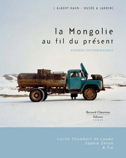 La Mongolie au fil du présent