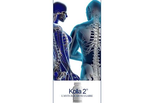 Kolla2® - L'Anti-Âge Articulaire (120 Gélules)