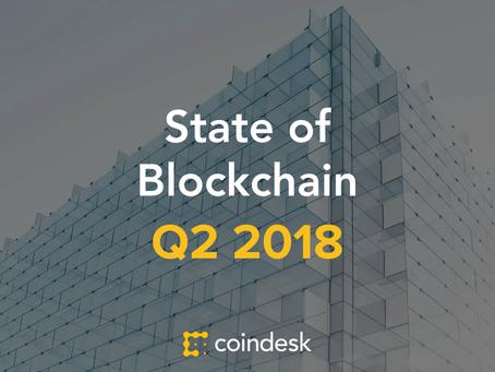State of Blockchain: Q2 2018