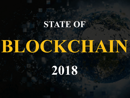 CoinDesk Releases 2018 Blockchain Industry Report