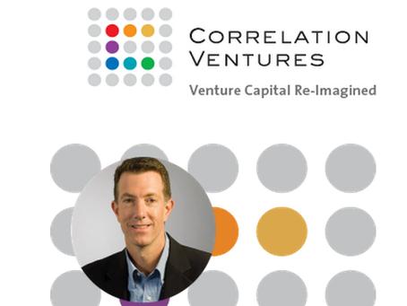 Interview Sessions: David Coats, Managing Director of Correlation Ventures