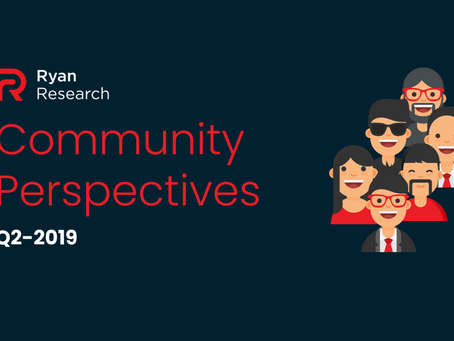 Crypto Community Perspectives - Q2 2019