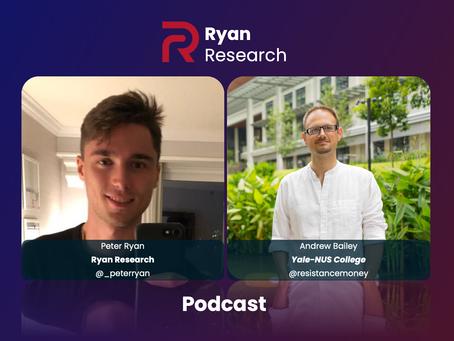 RR Podcast #5 - Bitcoin Philosophy - Andrew Bailey