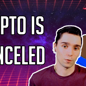 Crypto is Canceled - CoinSpice Live