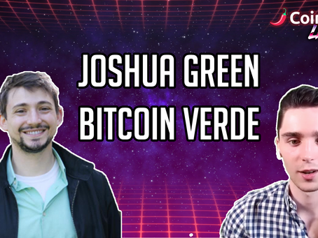 How to Fund Open-Source Dev w/ Joshua Green of Bitcoin Verde - CoinSpice Live