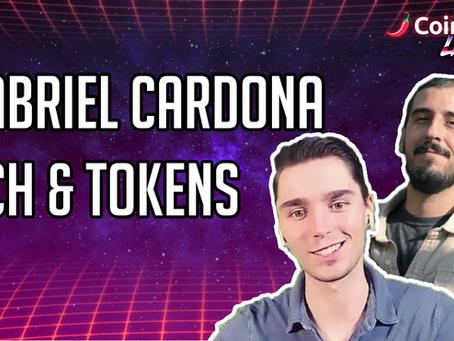 Gabriel Cardona - BCH & Tokens - CoinSpice Live: Interview