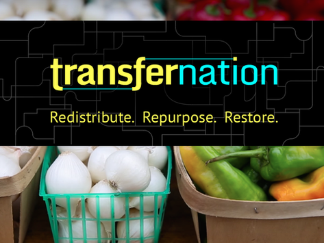 Donate to Transfernation: A Hunger Problem — An App Solution