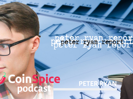 The Peter Ryan Report 4: When Institutional? Waiting for Bitcoin Saviors