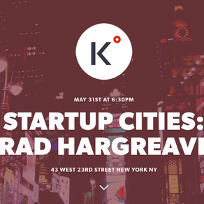 Brad Hargreaves of General Assembly & Common - Startup Cities