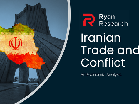 Iranian Trade and Conflict: An Economic Analysis