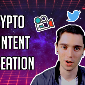 Crypto Content Creation - CoinSpice Live
