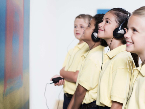 Parents, here is an article about 9 Ways to Help Your Child Explore Strengths and Passions!