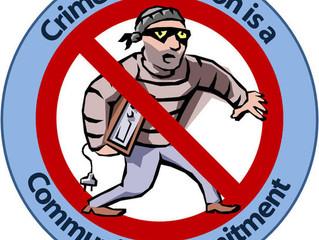 Free Crime Prevention Security Surveys