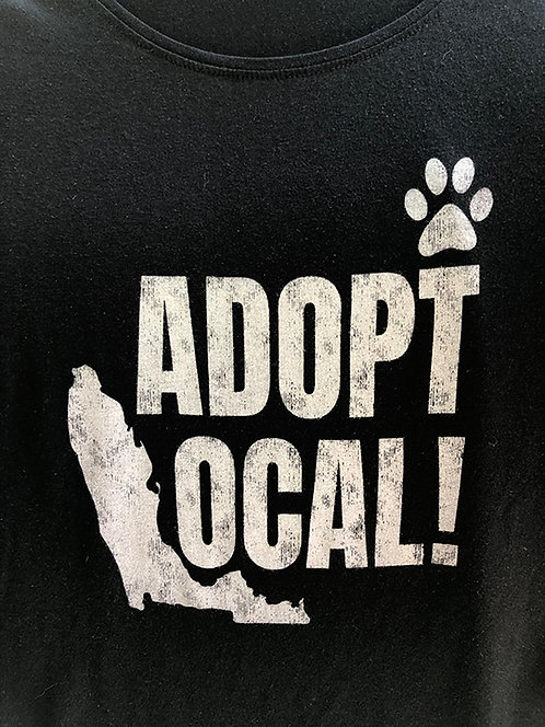 FOS Adopt Local Florida T-shirt - Womens