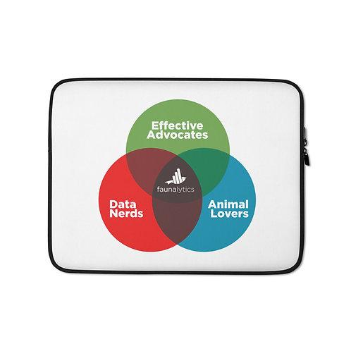 Venn Diagram Laptop Sleeve
