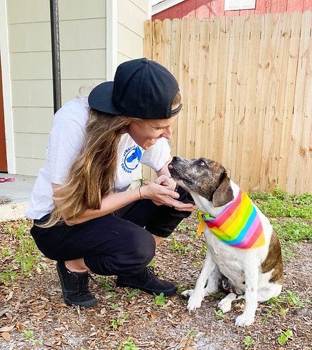 FOS Pride bandanas