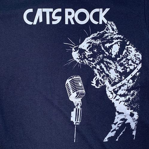FOS Cats Rock! Womens