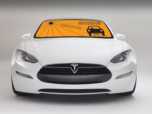 Hot Car Sunshade