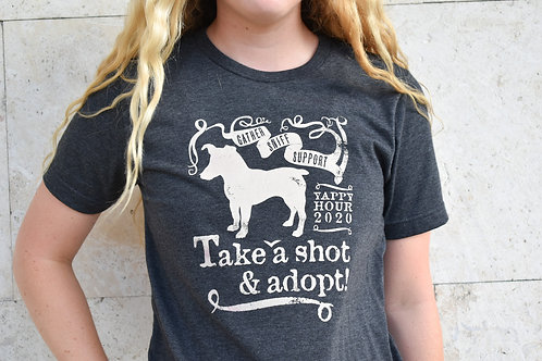 Yappy Hour - Take a Shot and Adopt, FOS