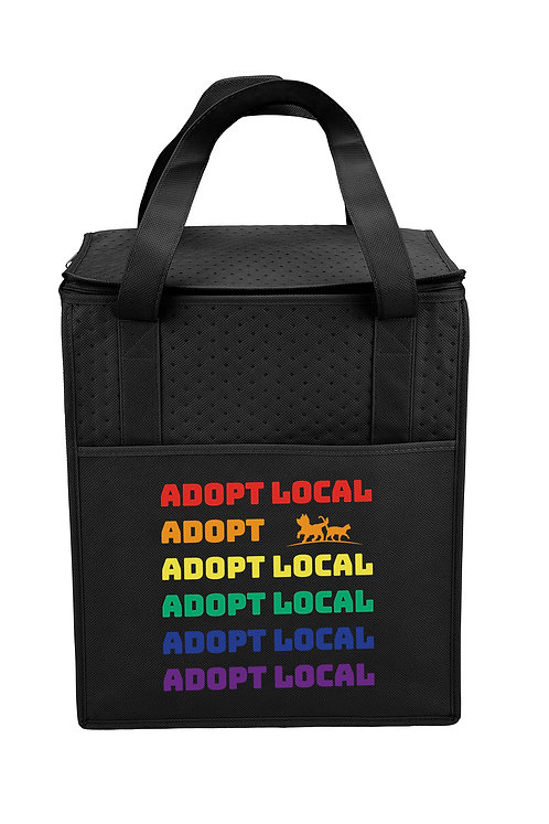 Adopt Local Tote Bag