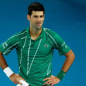 Djokovic pone en duda su presencia en el US Open 2020
