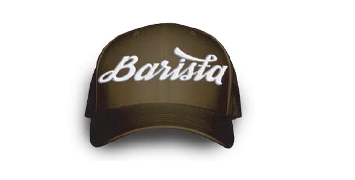 Gorra Barista