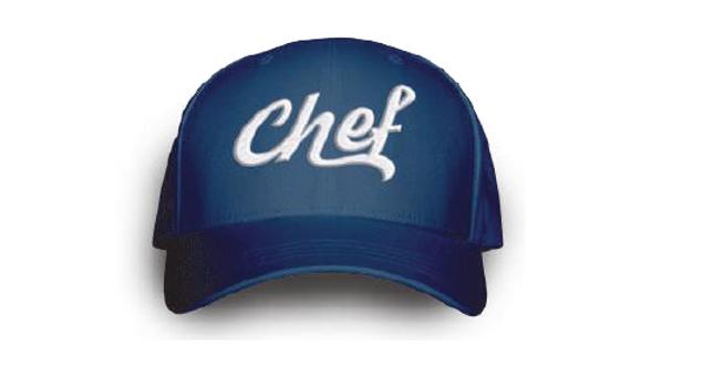 Gorra Chef