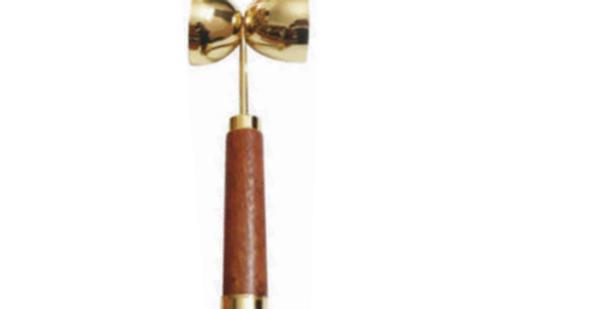 Jigger Vintage Oro