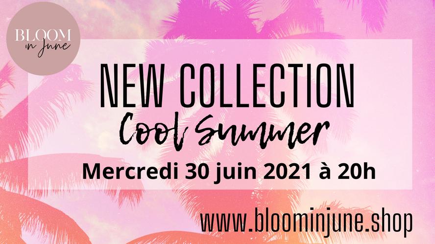 Nouvelle Collection prêt à porter féminin COOL SUMMER !