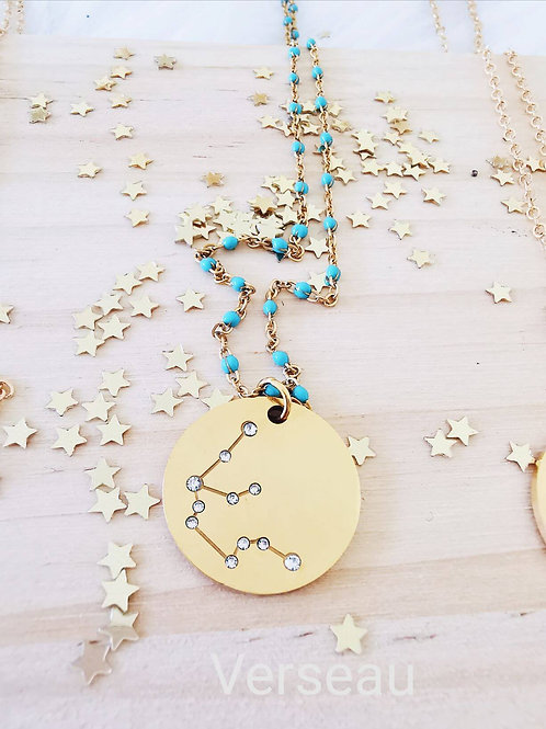 Collier Chaîne EMAILLEE