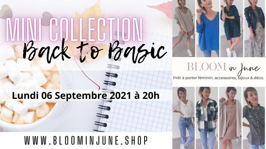 mini collection rentrée septembre 2021 look femme tendance mode look girly rock eshop bloo