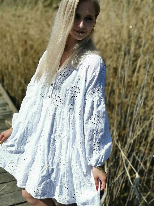 Robe SONIA (blanc)