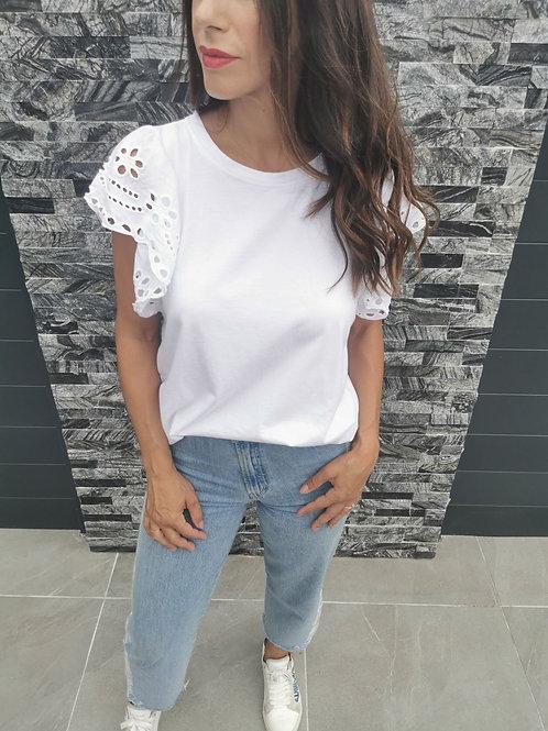 T-Shirt JUDITH Blanc
