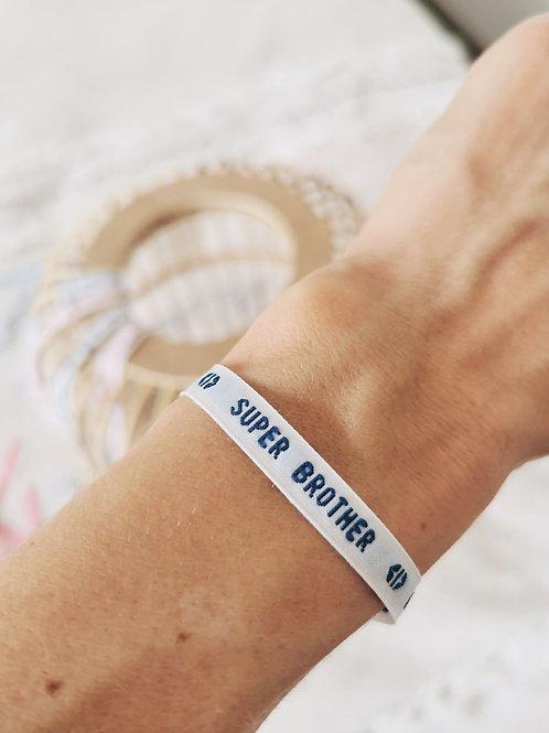 """Bracelet """"SUPER BROTHER"""""""