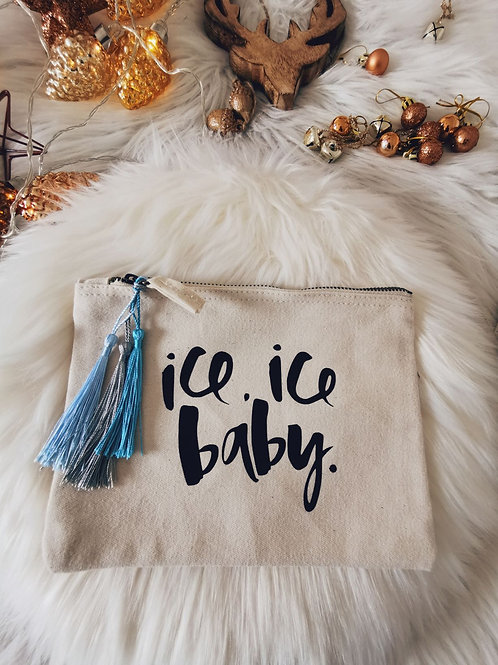 Trousse Message ICE ICE BABY