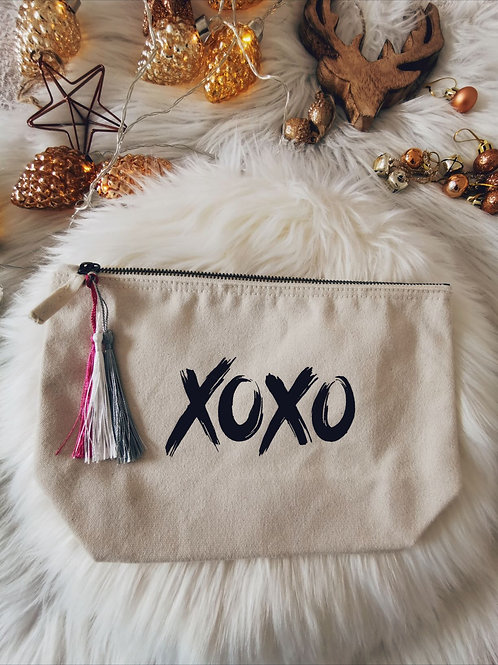 Trousse Message XOXO