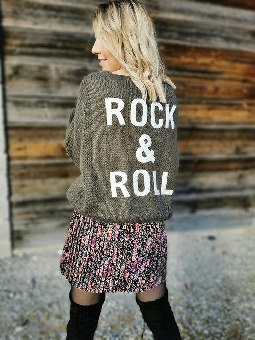 Pull ROCK & ROLL Kaki