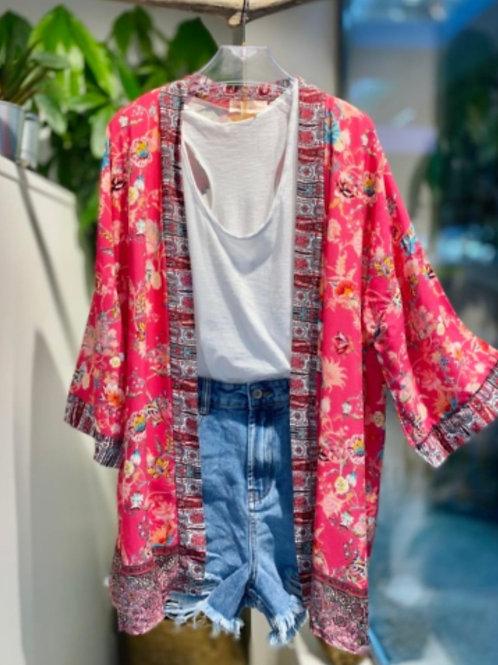 Kimono BALI Rose