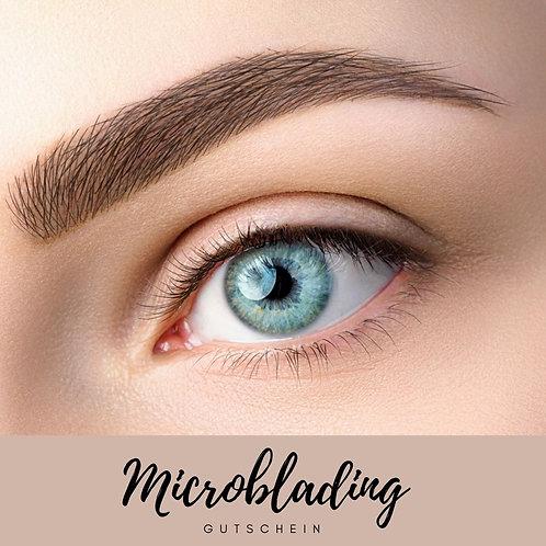 Microblading 3 D Härchenzeichnung