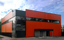 Administrational buildings