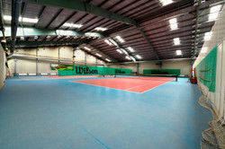 sport and recreational facilities