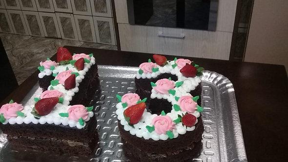 Number Cake - (Por Número)