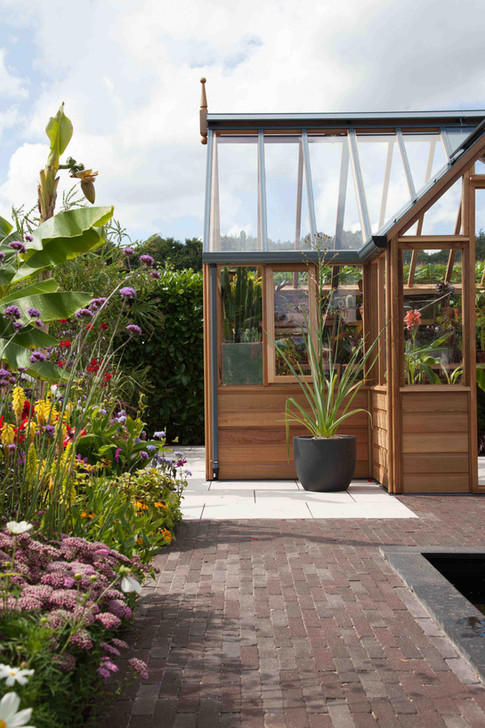 The Gabriel Ash Greenhouse Garden