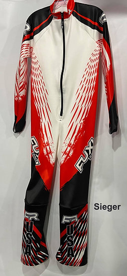 FR ADULT RACE SUIT NON-PADDED XLARGE